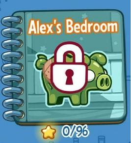 Amazing Alex Walkthrough -- Alex's Bedroom