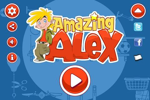 Amazing Alex Game